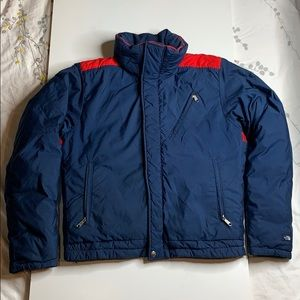 The north face vintage goose down jacket
